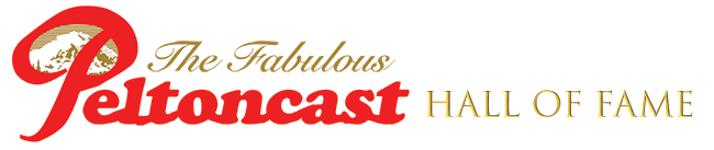 Peltoncast HOF Logo